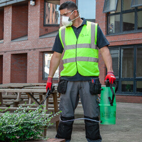 Facilities Management - grounds maintenance 2