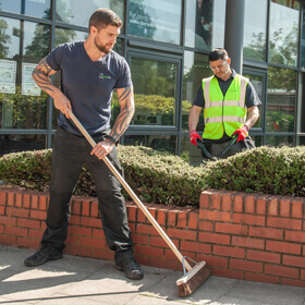Facilities Management - grounds maintenance 1