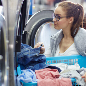 Facilities management - Laundrette