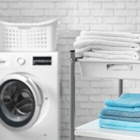 Facilities management - Laundrette machine