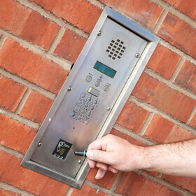 Facilities Management - Security systems