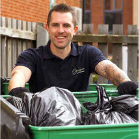Facilities management - waste management