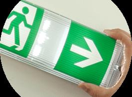 Facilities management - emergency light test