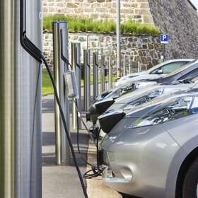 Facilities Management - Electrical Vehicle Charging 1