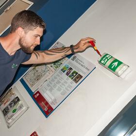 Facilities management - Emergency light testing 1