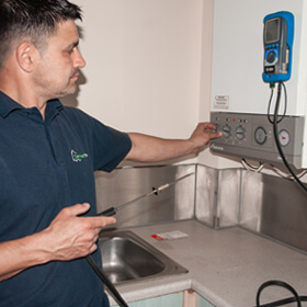 Facilities management - gas plumbing heating 5