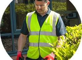 Facilities management - landscape maintenance