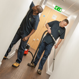 Facilities Management - Commercial Cleaning 1