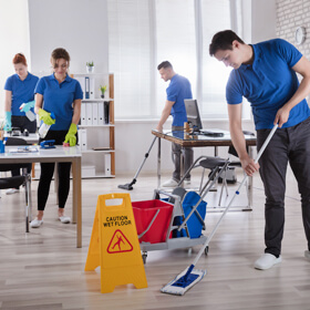 Facilities Management - Commercial Cleaning 4