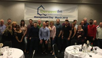 Derwent Facilities management leadership team