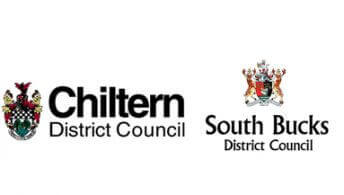 Chiltern and South Bucks district council logo