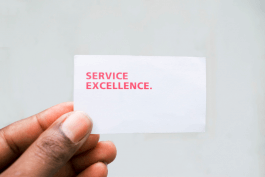 Service Excellence from Derwent fm