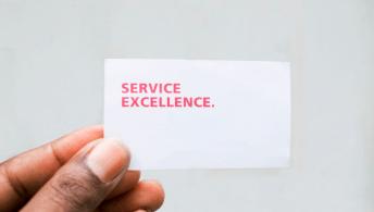 Service Excellence from Derwent fm