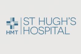 St Hughes Hospital logo