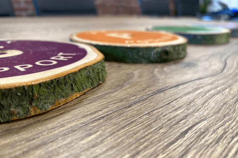 SPIRIT Coasters